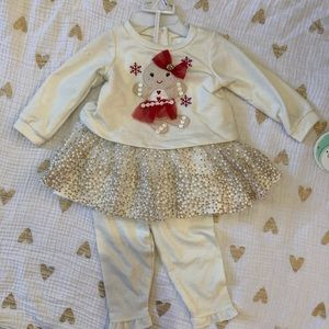 Nannette Baby 3-6 month outfit